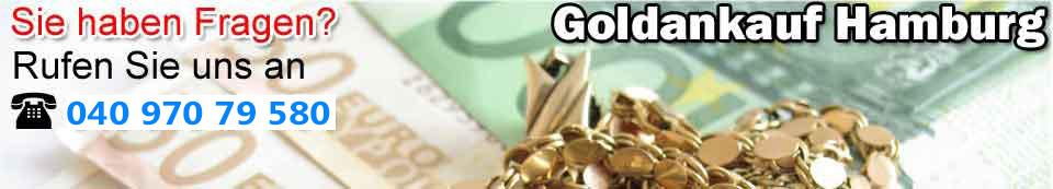 Goldankauf Hamburg Gold & Silber, Schmuck verkaufen?